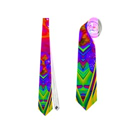 Abstract 1 Neckties (one Side)