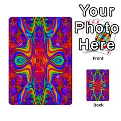 Abstract 1 Multi-purpose Cards (Rectangle)