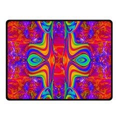 Abstract 1 Fleece Blanket (Small)