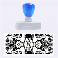 Abstract 1 Rubber Stamps (Large)