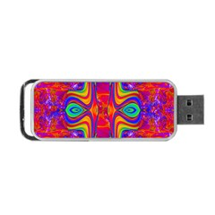 Abstract 1 Portable USB Flash (One Side)