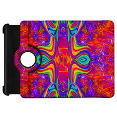 Abstract 1 Kindle Fire HD Flip 360 Case