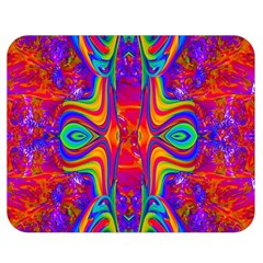 Abstract 1 Double Sided Flano Blanket (Medium)