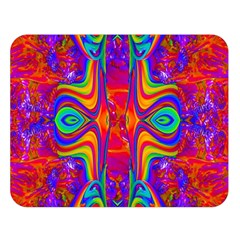 Abstract 1 Double Sided Flano Blanket (Large)