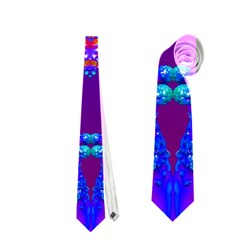 Abstract 2 Neckties (two Side)