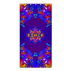 Abstract 2 Shower Curtain 36  X 72  (stall)