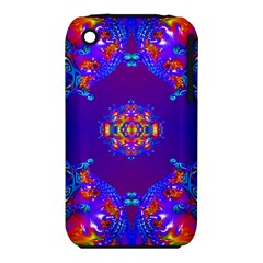 Abstract 2 Apple iPhone 3G/3GS Hardshell Case (PC+Silicone)