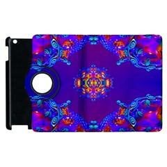 Abstract 2 Apple iPad 3/4 Flip 360 Case