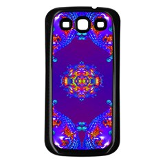 Abstract 2 Samsung Galaxy S3 Back Case (Black)