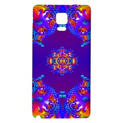 Abstract 2 Galaxy Note 4 Back Case