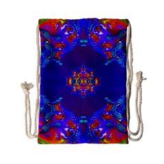 Abstract 2 Drawstring Bag (small)