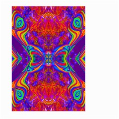 Butterfly Abstract Large Garden Flag (Two Sides)