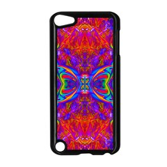 Butterfly Abstract Apple Ipod Touch 5 Case (black)