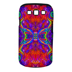 Butterfly Abstract Samsung Galaxy S III Classic Hardshell Case (PC+Silicone)