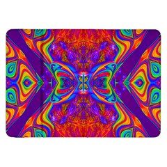 Butterfly Abstract Samsung Galaxy Tab 8.9  P7300 Flip Case