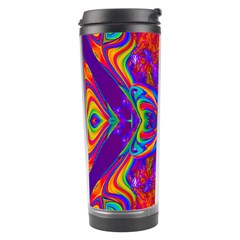 Butterfly Abstract Travel Tumbler