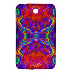 Butterfly Abstract Samsung Galaxy Tab 3 (7 ) P3200 Hardshell Case