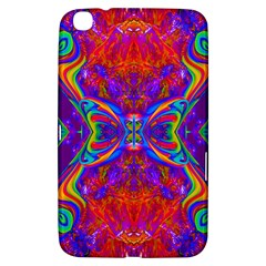 Butterfly Abstract Samsung Galaxy Tab 3 (8 ) T3100 Hardshell Case