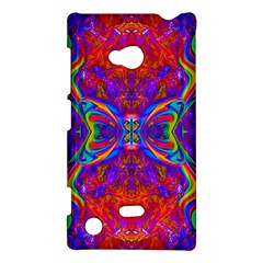 Butterfly Abstract Nokia Lumia 720 Hardshell Case
