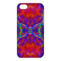 Butterfly Abstract Apple iPhone 5C Hardshell Case