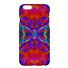 Butterfly Abstract Apple iPhone 6/6S Plus Hardshell Case