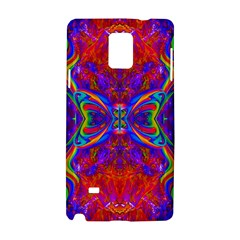 Butterfly Abstract Samsung Galaxy Note 4 Hardshell Case
