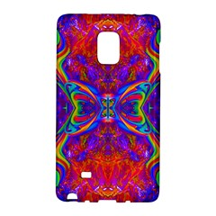Butterfly Abstract Samsung Galaxy Note Edge Hardshell Case