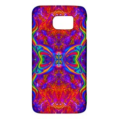 Butterfly Abstract Samsung Galaxy S6 Hardshell Case