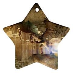 The Dragon Ornament (Star)