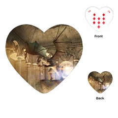 The Dragon Playing Cards (Heart)