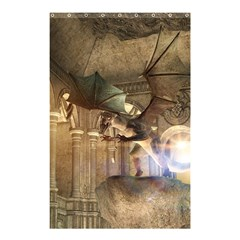 The Dragon Shower Curtain 48  x 72  (Small)