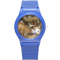 The Dragon Round Plastic Sport Watch (S)