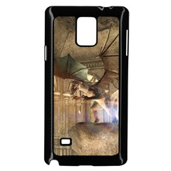 The Dragon Samsung Galaxy Note 4 Case (Black)