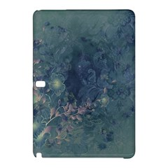 Vintage Floral In Blue Colors Samsung Galaxy Tab Pro 12.2 Hardshell Case