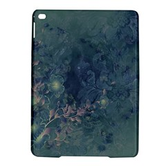 Vintage Floral In Blue Colors iPad Air 2 Hardshell Cases