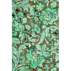 Beautiful Floral Pattern In Green 5.5  x 8.5  Notebooks