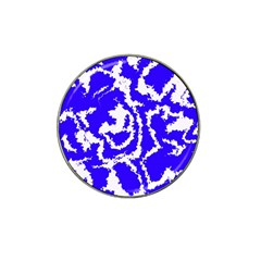 Migraine Blue Hat Clip Ball Marker (4 pack)