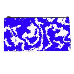 Migraine Blue Pencil Cases
