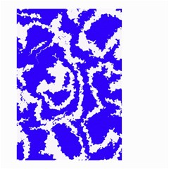 Migraine Blue Small Garden Flag (Two Sides)