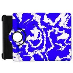 Migraine Blue Kindle Fire HD Flip 360 Case