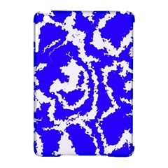 Migraine Blue Apple Ipad Mini Hardshell Case (compatible With Smart Cover)