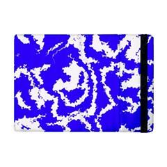 Migraine Blue iPad Mini 2 Flip Cases