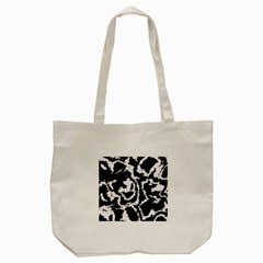 Migraine Bw Tote Bag (Cream)