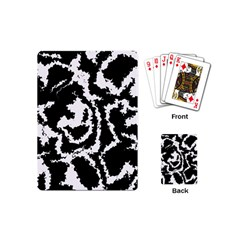 Migraine Bw Playing Cards (Mini)