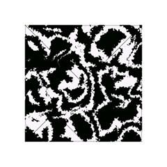 Migraine Bw Acrylic Tangram Puzzle (4  x 4 )