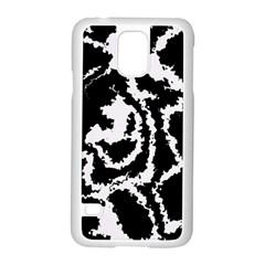 Migraine Bw Samsung Galaxy S5 Case (White)