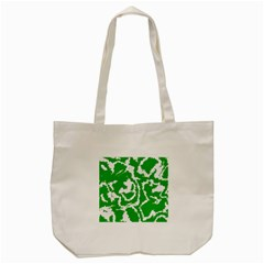 Migraine Green Tote Bag (cream)