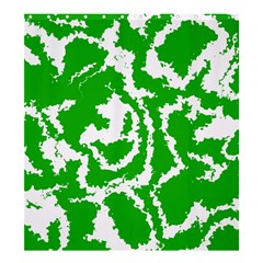 Migraine Green Shower Curtain 66  X 72  (large)