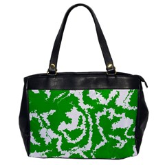 Migraine Green Office Handbags