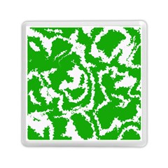 Migraine Green Memory Card Reader (Square)